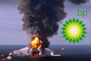 BP Gulf Oil Spill Wahes Up On Shore