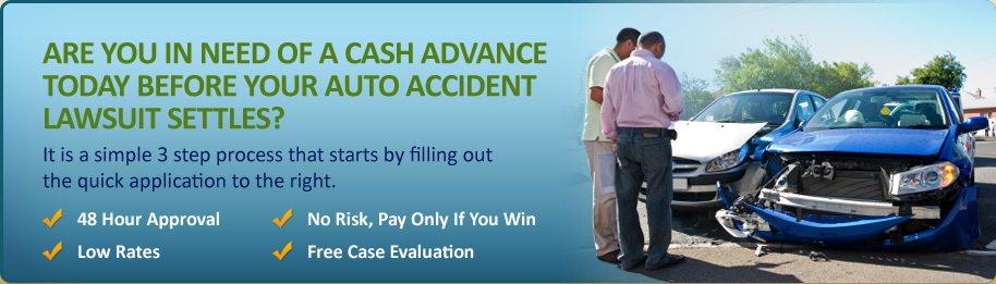 Settlement Loans and Cash Advances Available