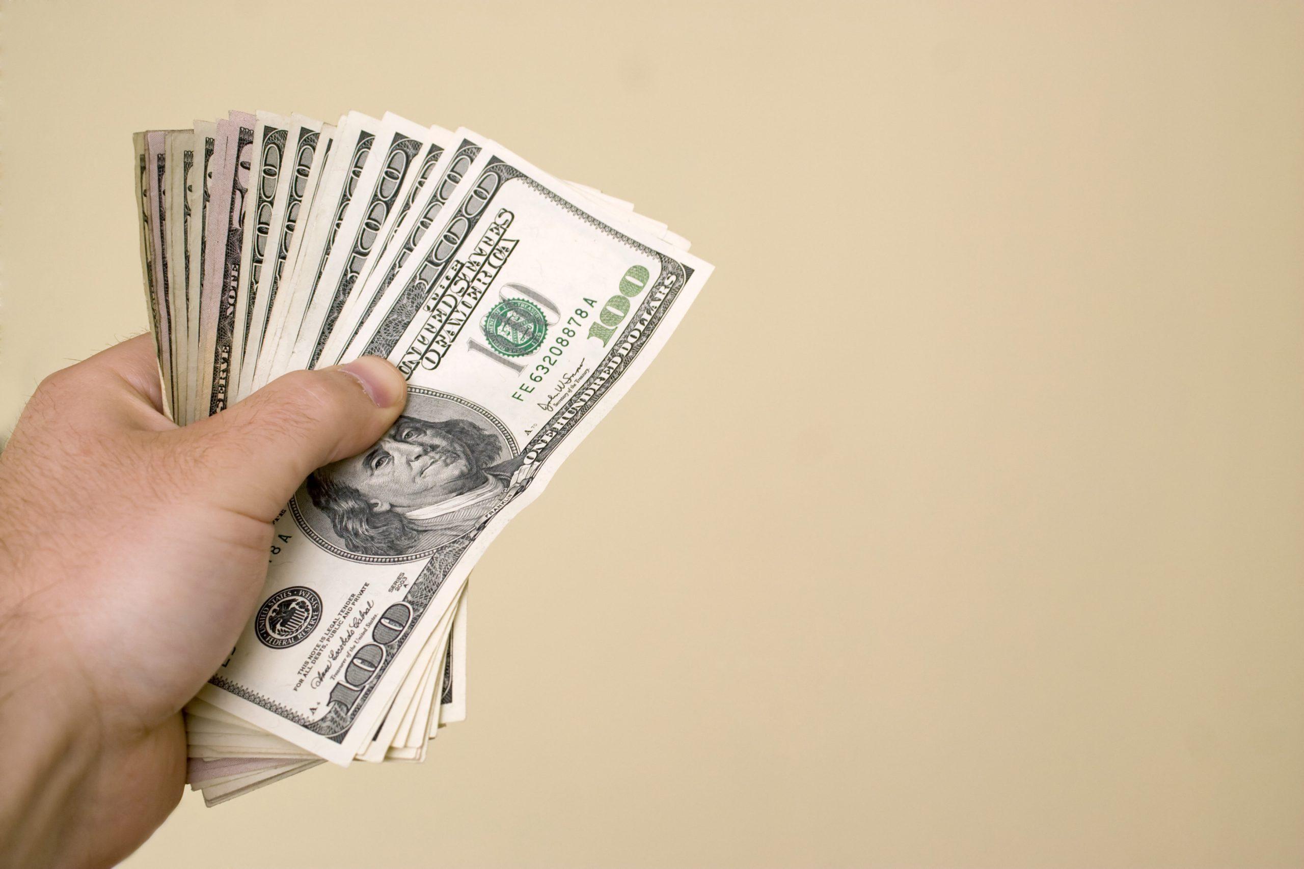 loan on a settlement