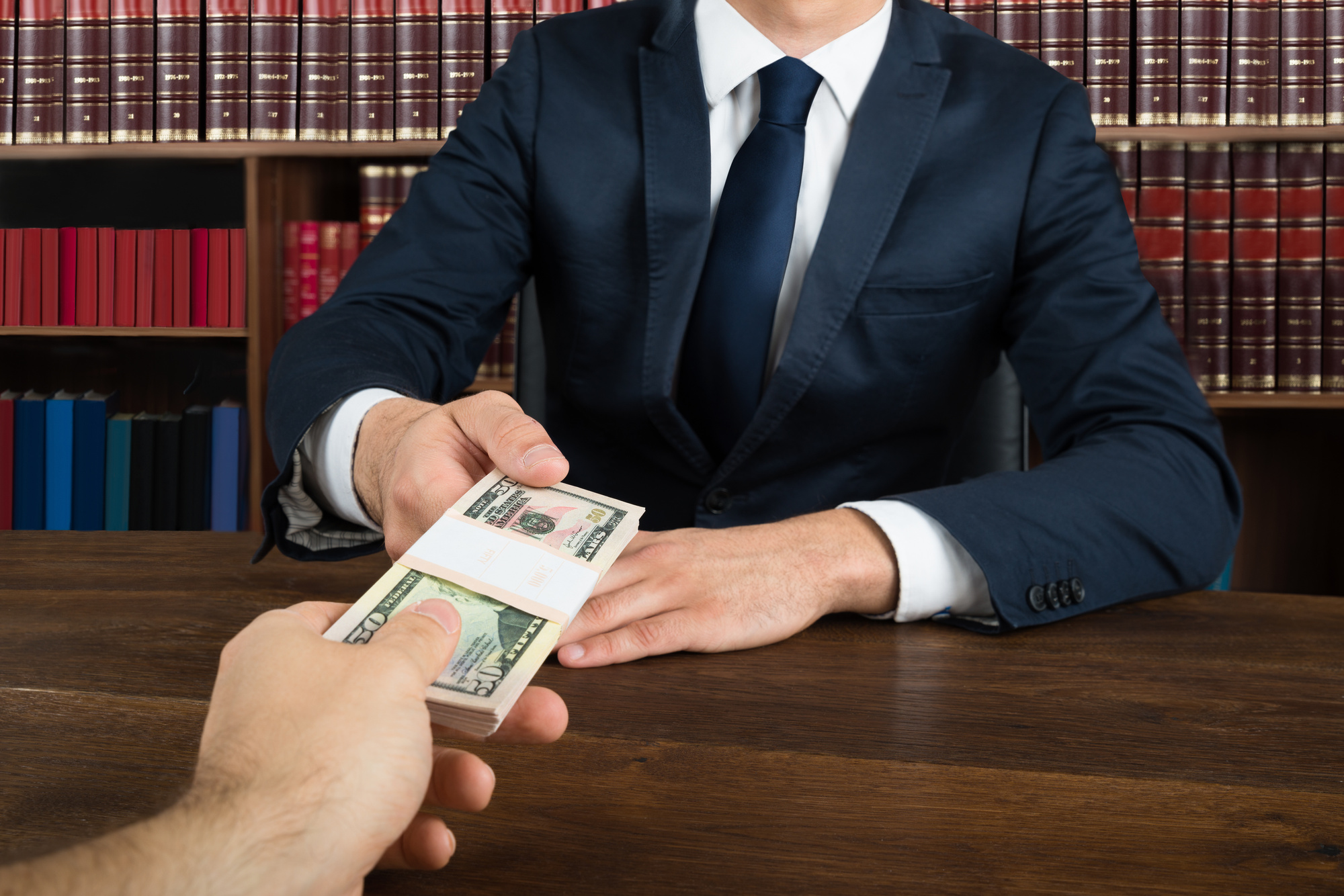 cash advance on a settlement